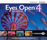 Eyes Open 4 Class Audio 3CD, Goldstein Ben, Jones Ceri, Anderson Vicki