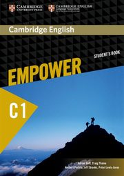 Cambridge English Empower Advanced Student's Book, Doff Adrian, Thaine Craig, Puchta Herbert