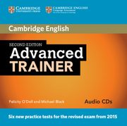 Advanced Trainer Audio 3CD, O'Dell Felicity, Black Michael