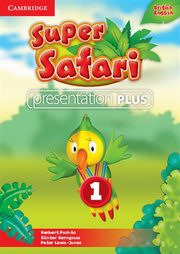 Super Safari 1 Presentation Plus DVD, Puchta Herbert, Gerngross Gunter, Lewis-Jones Peter