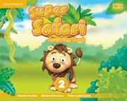 Super Safari 2 Activity Book, Puchta Herbert, Gerngross Gunter, Lewis-Jones Peter