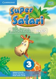 Super Safari 3 Presentation Plus DVD, Puchta Herbert, Gerngross Gunter, Lewis-Jones Peter