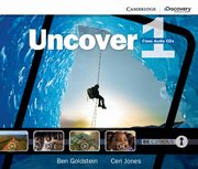 Uncover 1 Audio 2CD, Goldstein Ben, Jones Ceri