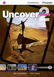Uncover 2 Student's Book, Goldstein Ben, Jones Ceri