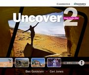 Uncover  2 Audio 2CD, Goldstein Ben, Jones Ceri