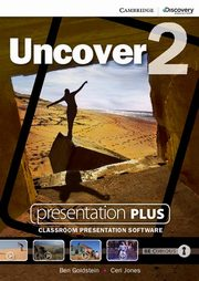 Uncover 2 Presentation Plus DVD, Goldstein Ben, Jones Ceri