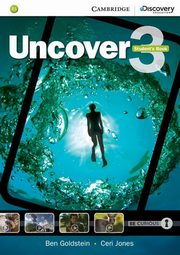 Uncover 3 Student's Book, Goldstein Ben, Jones Ceri