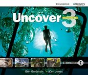 Uncover 3 Audio 3CD, Goldstein Ben, Jones Ceri