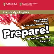 Cambridge English Prepare!  5 Class Audio 2CD, Capel Annette, Joseph Niki