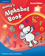 Kid's Box Second Edition 1-2 Monty's Alphabet Book, Johnson-Stefanidou Catherine