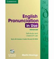 English Pronunciation in Use Advanced Pack, Hewings Martin