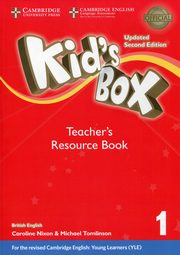 Kid's Box 1 Teacher's Resource Book, Nixon Caroline, Tomlinson Michael