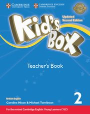 Kids Box 2 Teacher?s Book, Nixon Caroline, Tomlinson Michael