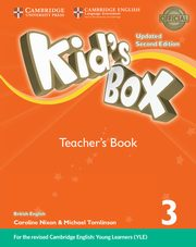Kids Box  3 Teacher?s Book, Frino Lucy, Williams Melanie, Nixon Caroline, Tomlinson Michael