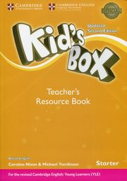 Kids Box Starter Teacher's Resource Book with Online Audio, Nixon Caroline, Tomlinson Michael