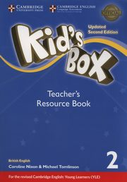 Kid's Box 2 Teacher's Resource Book, Nixon Caroline, Tomlinson Michael