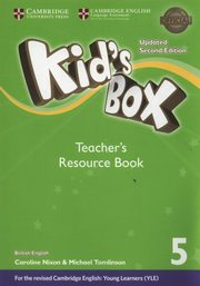 Kid's Box 5 Teacher?s Resource Book, Nixon Caroline, Tomlinson Michael