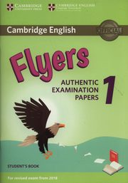 Cambridge English Flyers 1 Student's Book Authentic Examination Papers,