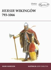 Hersir wikingów 793-1066, Harrison Mark