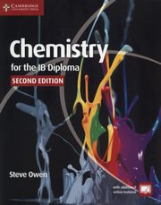 Chemistry for the IB Diploma Coursebook, Owen Steve