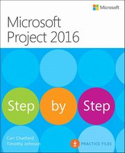 Microsoft Project 2016 Krok po kroku, Carl Chatfield, Timothy Johnson